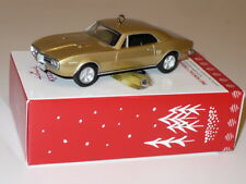 HALLMARK KEEPSAKE ORNAMENT 67 PONTIAC FIREBIRD 400 50TH ANNIVERSARY FREE SHIP
