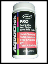 Aquachek PRO by HACH 100 5 Way Test Strips Kit for Pool Spa Hot Tub Water 511710