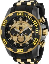 Invicta Mens 50mm DC Comics SCUBA BATMAN Chronograph Limited Edition SS Watch