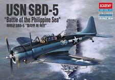 "DOUGLAS SB2U-5 DAUNTLESS ""Battle of Philippine Sea""  ACADEMY 1/48 PLASTIC KIT"