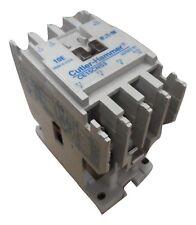 CUTLER HAMMER AN16AN0 U 9A 600V 3P CoilNOT INCLUDED USED