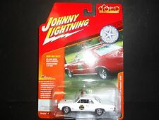 Johnny Lightning Pontiac GTO Blake Rainey 1965 White JLCG003C 1/64 LTD 1256