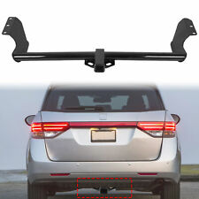 Glossy Black For 1999-2017 Honda Odyssey Class 3 Trailer Hitch Tow Receiver 2""
