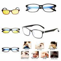 Computer Blue Light Blocking Glasses Anti-Radiation Anti Fatigue UV Protection
