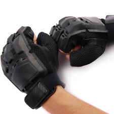 Outdoor Military Army Tactical Assault Swat Half Finger Mens Gloves Airsoft
