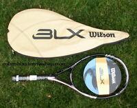 New Wilson BLX Coral Wave 105 racket case strung or unstrung bigger sweetspot