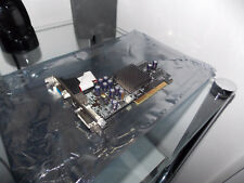 NVIDIA GeFORCE FX5200 - 128MB - AGP - DVI/VGA - GRAFIKKARTE - GRAPHIC CARD
