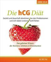 Die hCG-Diät von Anne Hild (2011, Taschenbuch)