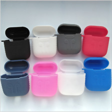6-pack AirPods Case Accessories Silicone Protective Cover skin strap ear cover
