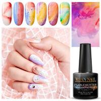 RBAN NAIL Nail Art Blossom UV Gel Clear Long Lasting Blooming Polish Varnish
