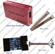 AVR/xMEGA/AVR32 ISP/JTAG/PDI emulator + ATxmega dev board