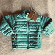 PATAGONIA baby down sweater jacket/NWT/Strait blue/NWT/3T