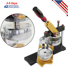 Button Maker Badge Making Machine Button Maker Machine 58Mm Aluminum Round Mold