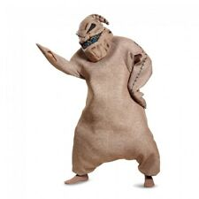 "Disguise 14030 Oogie Boogie Prestige Men""s Costume - Brown"