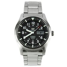 Seiko SNZG13 SNZG13K1 Mens 5 Sports Automatic Watch WR100m NEW RRP $395.00