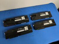 Genuine Open Box Dell Toner Set CMYK C3760N C3765DNF KT6FG 2PRFP V0PNK 2GYKF