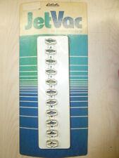 NOS! JETVAC, SHELTON PRODUCTS SHAG RUG PLATE #580-66A, ACCESSORY