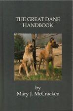 The Great Dane Handbook, McCracken, 1995 LOOK!