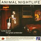 "ANIMAL NIGHTLIFE love is just the great pretender/basic ingredients 7"" PS EX/EX"