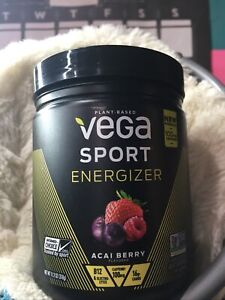Vega Sport Energizer Acai Berry Flavor 11.2oz N