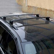 Roof Rack Crossbars Cargo Basket Anti-theft Lock For Jeep Grand Cherokee 2011-18