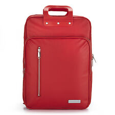 "Bombata - Red Classic Club 15"" Laptop Backpack/Rucksack"