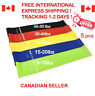 Resistance Loop Pull Exercise Gym Bands For Training Home Fitness Workout Yoga