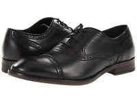 New John Varvatos Men's  Dearborn Captoe Oxford - Sz 11.5 D  (NWB)