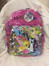 Fab Starpoint Backpack My Little Pony Friendsship is Magic Brand New