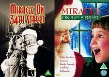 MIRACLE ON 34th STREET EDMUND GWENN 1994/2006 Richard Attenborough NEW UK R2 DVD