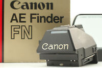 """"""" Near MINT in BOX """" Canon AE Finder FN New F-1 F1 35mm SLR Camera From Japan"""
