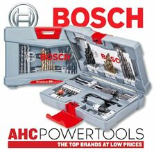 Bosch Premium Accessory Drill & Driver 49 Piece Bit Set - 2608P00233
