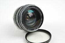 MINOLTA 28mm 3.5 MF lens