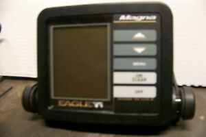 Working Eagle Magna View Fish Finder - Head Unit Only