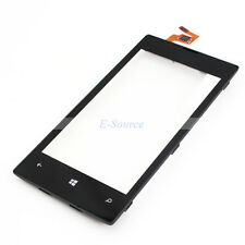 Glass Touch Digitizer Screen Replacement For Nokia Lumia 520 With Frame + Tools