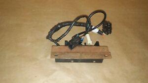93-96 FIREBIRD TRANS AM FORMULA  POWER SEAT PUMP RELAY WITH HARNESS  BOX#1206