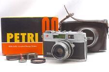 @ Ship In 24 Hrs! @ As-Is @ Petri 2.8 Film Rangefinder Camera Orikkor 45mm f2.8