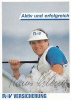 Thomas SCHMID - Deutschland, Gold WM 1988 Segeln, Original-Autogramm!