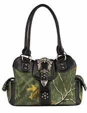 Concealed Carry Purse Realtree Camo New Green Camouflage Handbag