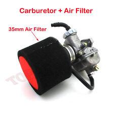 PZ20 20mm Vergaser Luftfilter Für 50 70 90 110ccm Honda XR75 XR80 Trail Motorrad