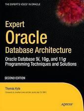 Expert Oracle Database Architecture: Oracle Database Programming 9i,-ExLibrary