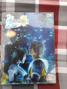 2 DVD Box Final Fantasy X