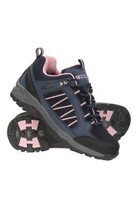 Mountain Warehouse Womens Waterproof Walking Shoes Ladies Hiking Trainers