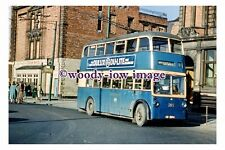 gw0566 - South Shields Trolleybus no 265 in 1959 - photograph
