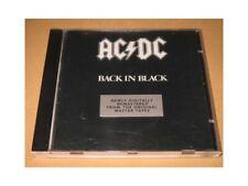 Ac/Dc : Back in Black CD