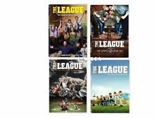 The League ~ Complete Season 1-4 (1 2 3 & 4) Collection ~ BRAND NEW DVD SETS