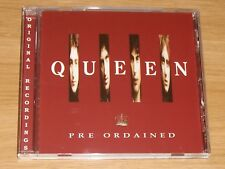 QUEEN - PRE ORDAINED CD - NEW