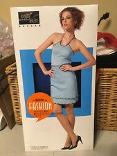 Vintage Fashion nude pantyhose w model one size