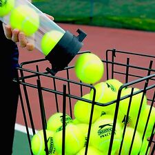 Tennis Ball Pick Up Tube - For Easy Ball Collection On Court! [Net World Sports]