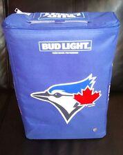 NEW *RARE* OFFICIAL MLB Bud Light Toronto Blue Jays Beer Cooler Summer BackPack